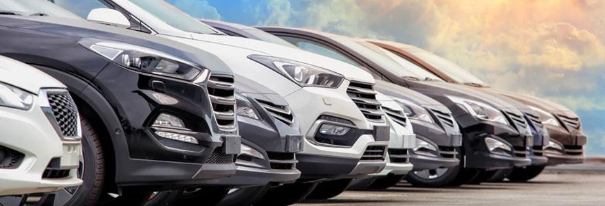 Achat de voitures d'occasions