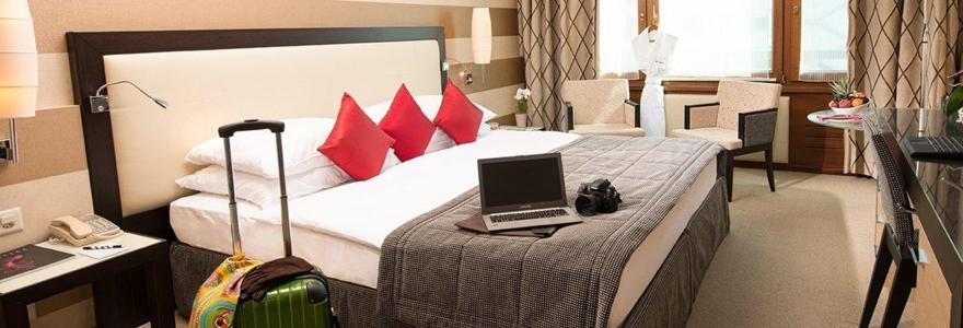 hôtel 4 étoiles sur Genève